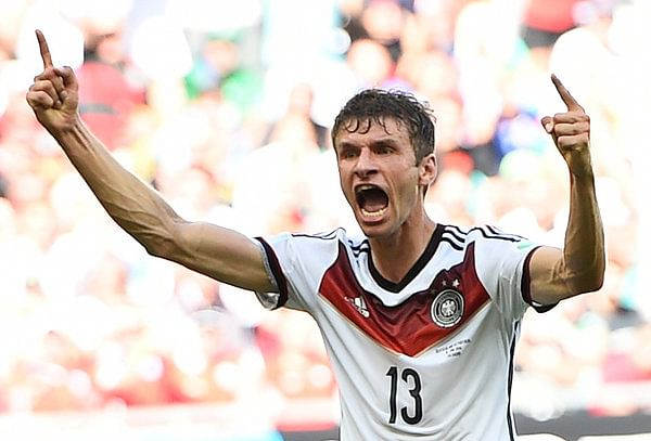 Thomas Muller facts
