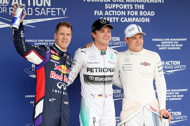 Hungarian Grand Prix: Top 10 tweets from qualifying
