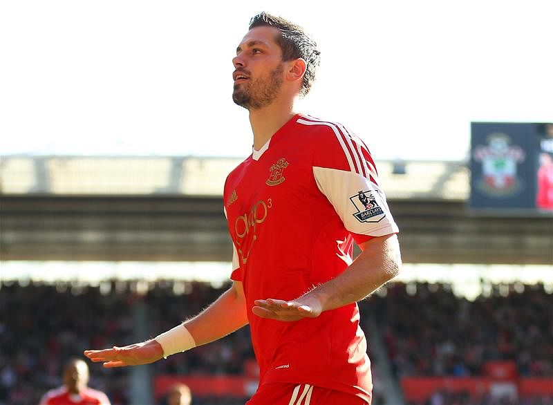Rumour: Arsenal ponder £30m swoop for Southampton's Morgan Schneiderlin and Dejan Lovren