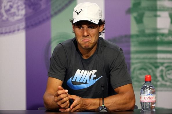 Rafael Nadal to miss US Masters events in Toronto and Cincinnati because of wrist injury