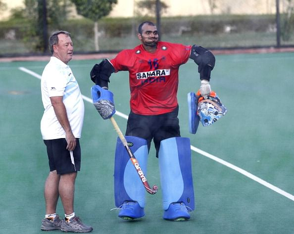 Hockey goalkeepers Sreejesh, Savita have full confidence in India's defensive line at Glasgow CWG