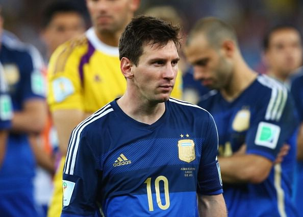 Why Lionel Messi will never be greater than Diego Maradona