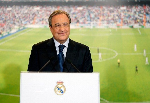 Real Madrid president Florentino Perez hints at more transfers