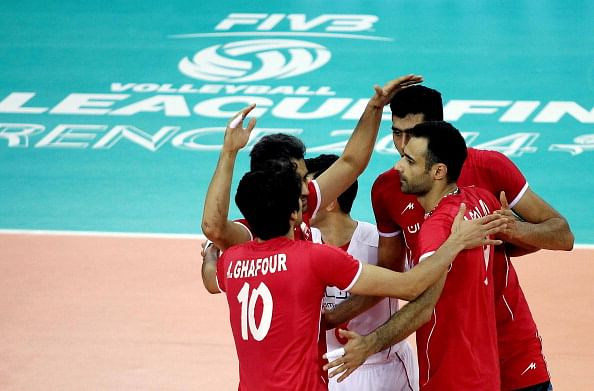 FIVB World League: Iran register stunning upset over Brazil to reach semis
