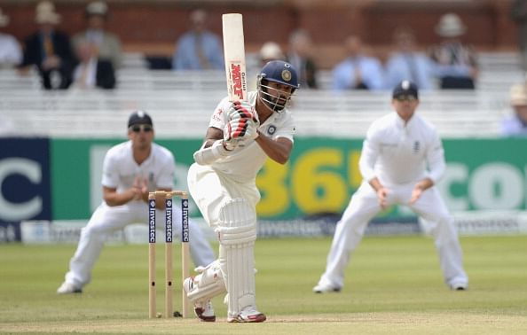 2nd Test, Lord's - India trail England by 13 runs at lunch on Day 3