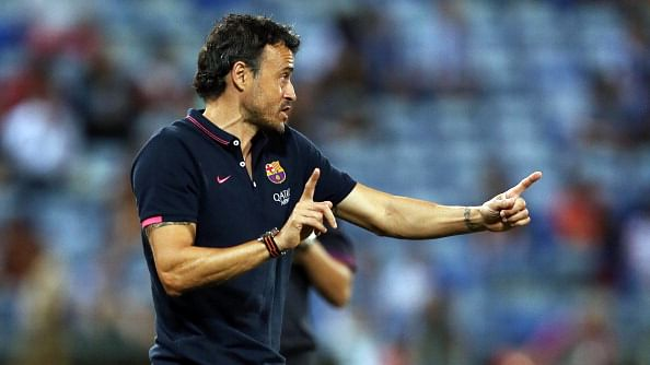 Tiki-taka no more? Luis Enrique's new direction to Barcelona's style of play