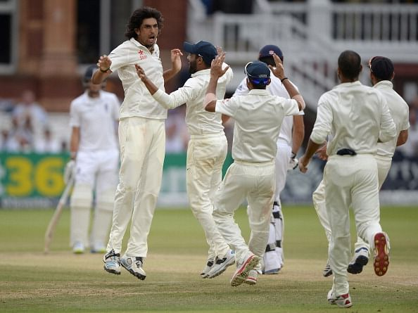 Stats: Most dismissals of a batsman by Ishant Sharma in Tests