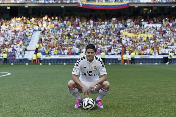 How James Rodriguez and Toni Kroos will fit into Carlo Ancelotti's Real Madrid