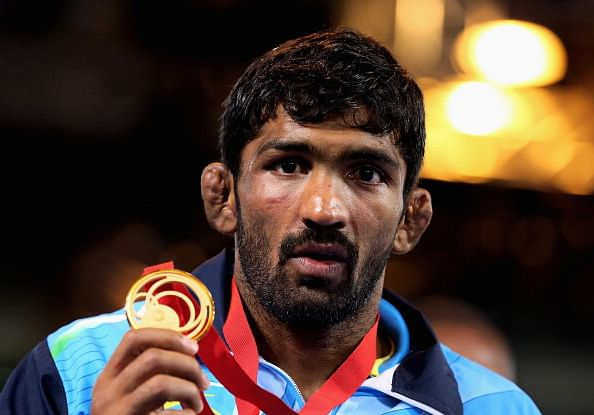 CWG 2014: Yogeshwar Dutt cruises to another wrestling gold medal for India