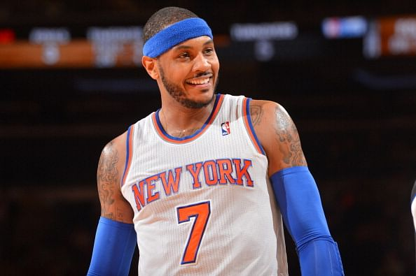 NBA Free Agency: Carmelo Anthony remains with New York Knicks; Chicago Bulls sign Pau Gasol