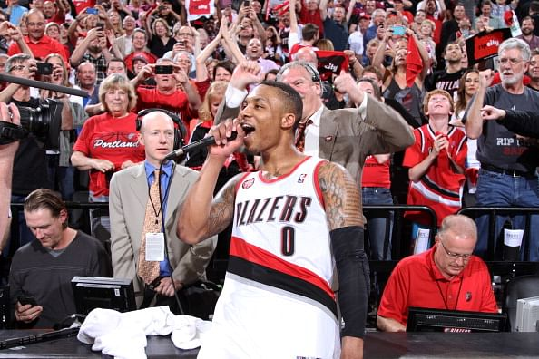 NBA: Top 5 teams with highest average attendances for the 2013-14 season
