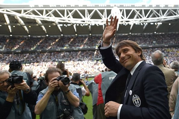 Antonio Conte resigns as manager of Juventus by mutual consent