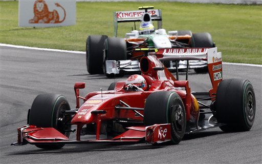 Top 5 Races of Kimi Raikkonen