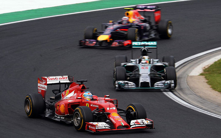 Hungarian Grand Prix: Top 10 tweets from a thrilling race