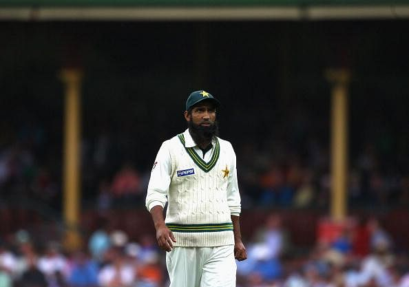Mohammad Yousuf's debut in International Cricket
