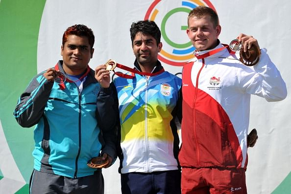 Commonwealth Games 2014: Abhinav Bindra signs off on a golden note