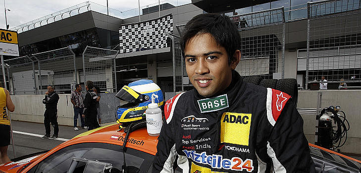 International GT Racing series: Fifth place finish for India's Aditya Patel at Silverstone