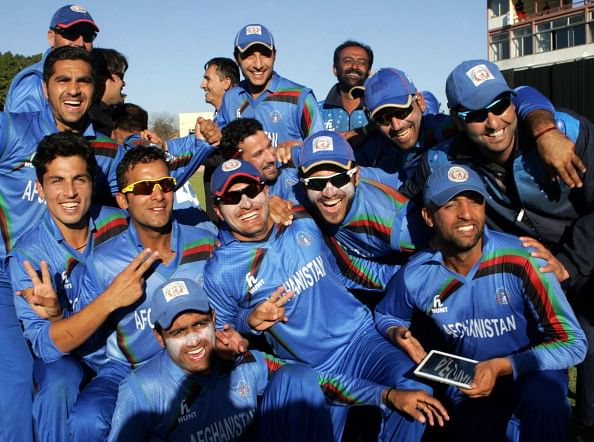 Afghanistan secure 100-run win against Zimbabwe in 4th ODI to level the series 2-2