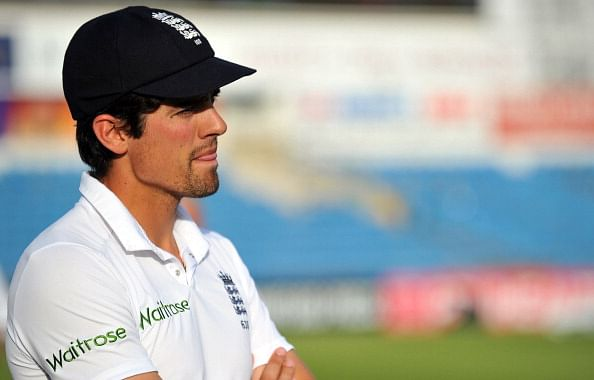 Ravi Shastri wants India to maintain pressure on under-fire Alastair Cook
