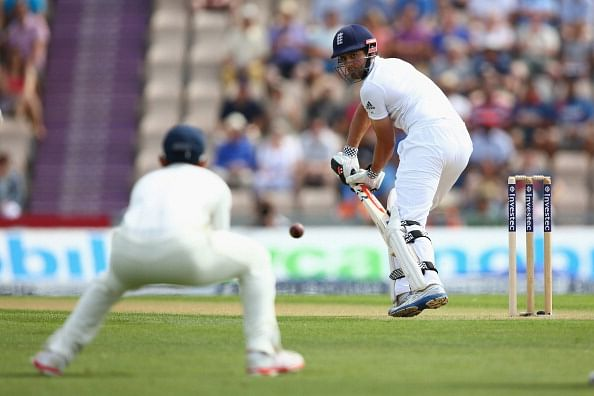 England v India 2014 - 3rd Test, Day 1: Facts and figures