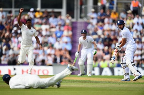 England vs India 2014 - 3rd Test, Day 1: India concede advantage to hosts