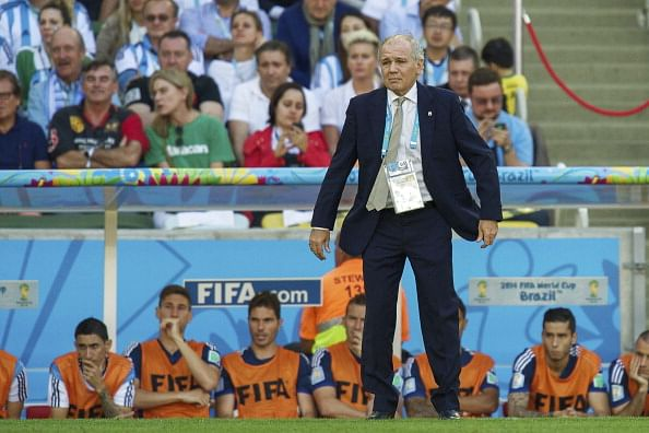 Alejandro Sabella quits as coach of Argentina national team