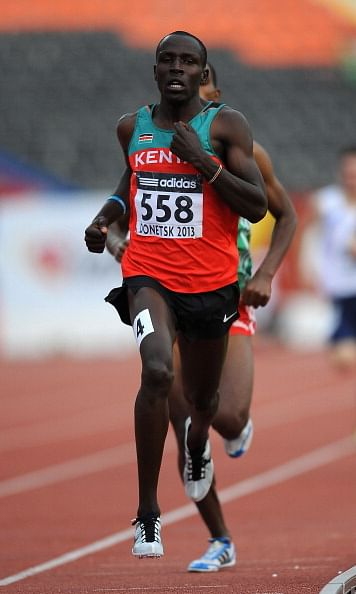 Kenya's Alfred Kipketer seeks World Junior glory