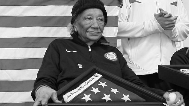 Olympian Alice Coachman Davis is no more