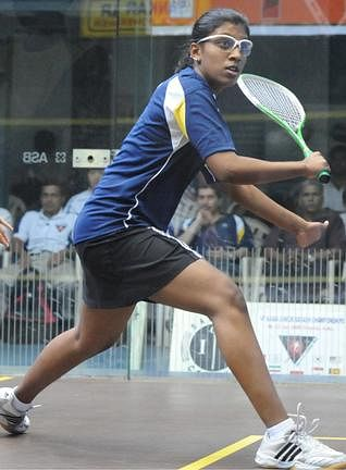 Commonwealth Games 2014: Sourav Ghosal and Anaka Alankamony crash out in Squash singles