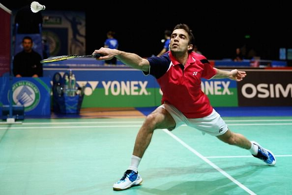Canada Badminton Open 2014: Anand Pawar is through to the third round