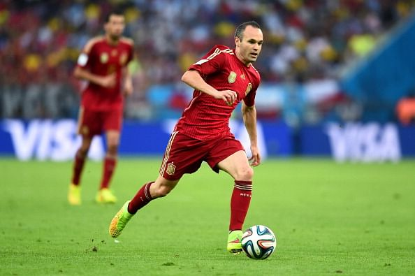 Iniesta: Louis van Gaal will usher through young talent at Manchester United
