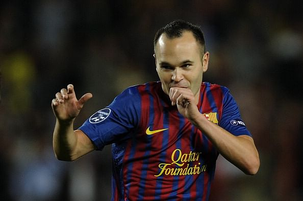 Iniesta optimistic for Barcelona ahead of new season