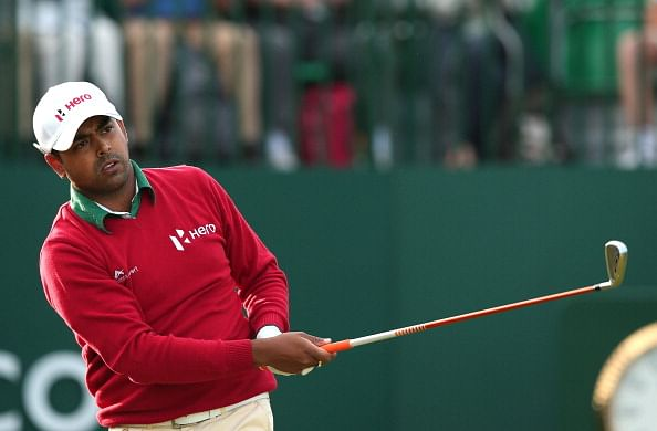 The Open Championship: Fever-afflicted Anirban Lahiri makes a quiet exit