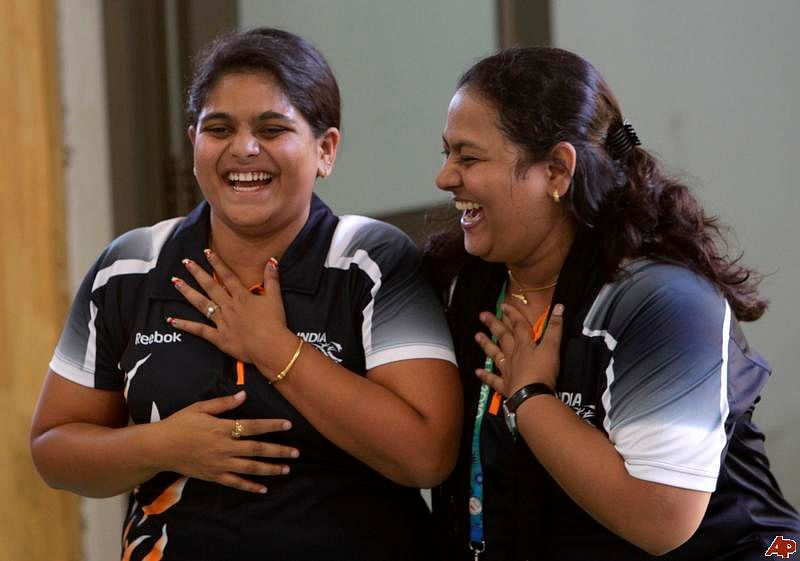 Commonwealth Games 2014: Pistol Shooting - Rahi Sarnobat wins gold, Anisa Sayyed silver