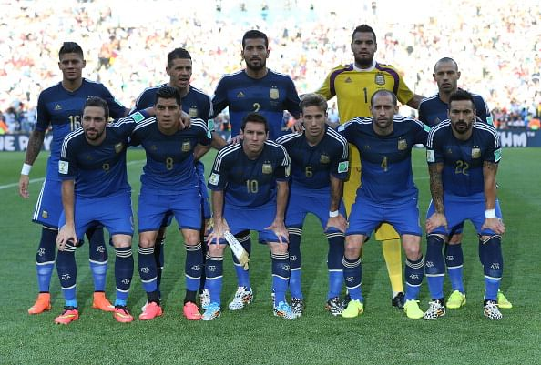 Argentine footballers donate World Cup bonus for construction of cancer centre