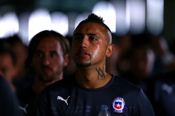 Arturo Vidal expresses desire to play in the Premier League