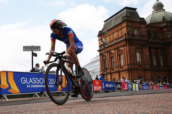 CWG 2014 road cycling: India's Arvind Panwar and Sombir finish 28th and 37th respectively