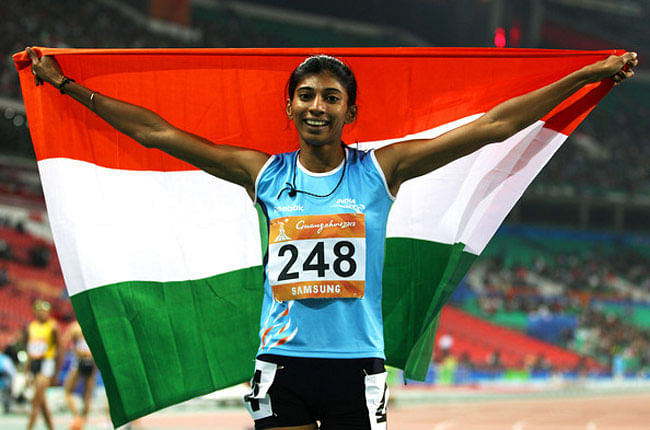 Commonwealth Games 2014: Ashwini Akkunji fails to qualify for women's 400m hurdles finals