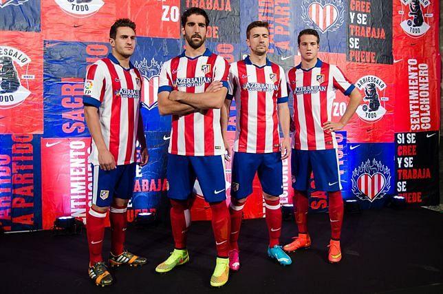 Nike and Atlético de Madrid renew the kit deal until 2026
