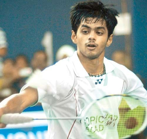 Russian Open Grand Prix: Shuttler Sai Praneeth knocked out in the quarterfinals