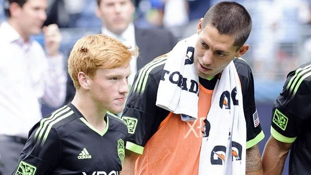 Seattle Sounders and Make-a-Wish foundation make Xander Bailey's dream come true