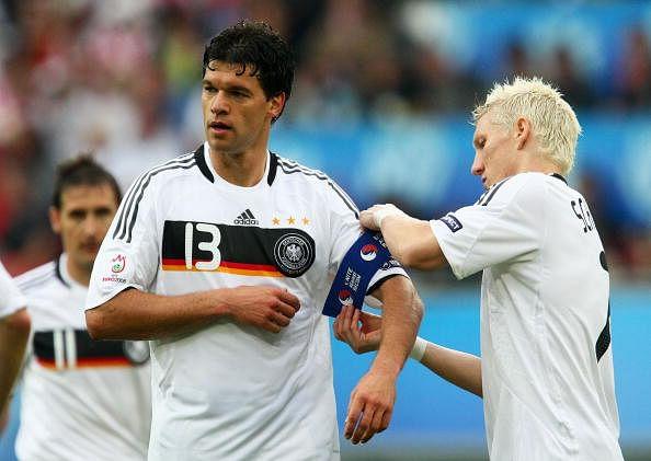 bastian schweinsteiger the true successor to michael ballack