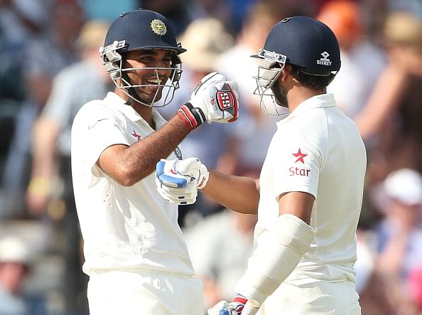 England v India - 2nd Test, Day 2: Bhuvneshwar Kumar covers up for no-show of other Indian bowlers