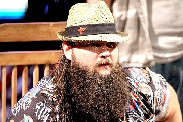 Bray Wyatt Talks Wanting To Be WWE Champion, The Undertaker, Climbing The Ladder