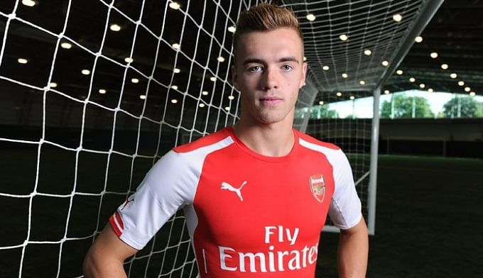 Southampton youngster Calum Chambers signs for Arsenal