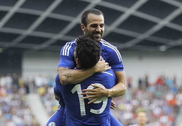 Diego Costa and Cesc Fabregas combination is exciting for Chelsea