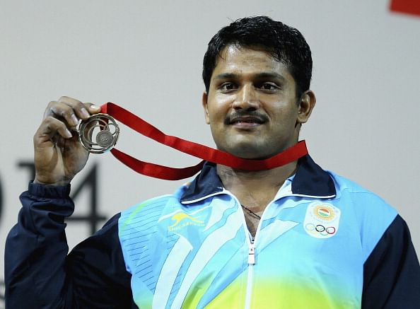 Commonwealth Games 2014: Chandrakant Mali bags bronze in 94 Kg weightlifting event