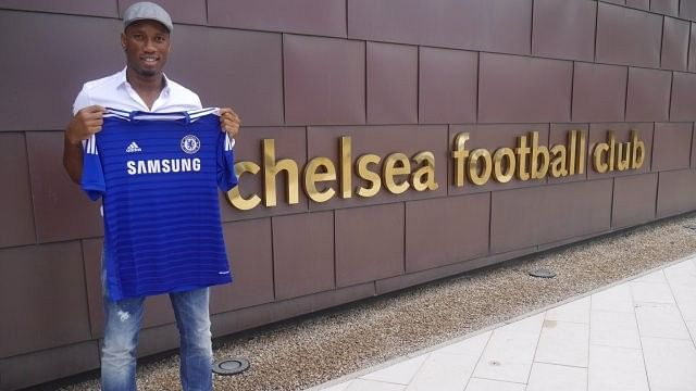 Chelsea legend Didier Drogba re-joins the club on a 1-year deal