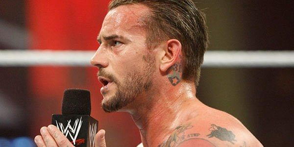 CM Punk Makes Friends At Comic-Con, Football Player To WWE?