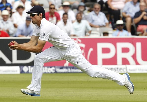 Take captaincy away from Alastair Cook - Michael Vaughan urges ECB